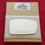 Mirror Glass + Silicone Adhesive for 09-12 Hyund-2