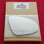 Mirror Glass + Silicone Adhesive for 15-18 Toyot-2