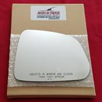 Mirror Glass + Silicone Adhesive for 12-15 Chevy-2