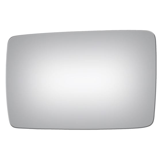 Mirror Glass for Hummer H3, H3T Driver Side Repl-2