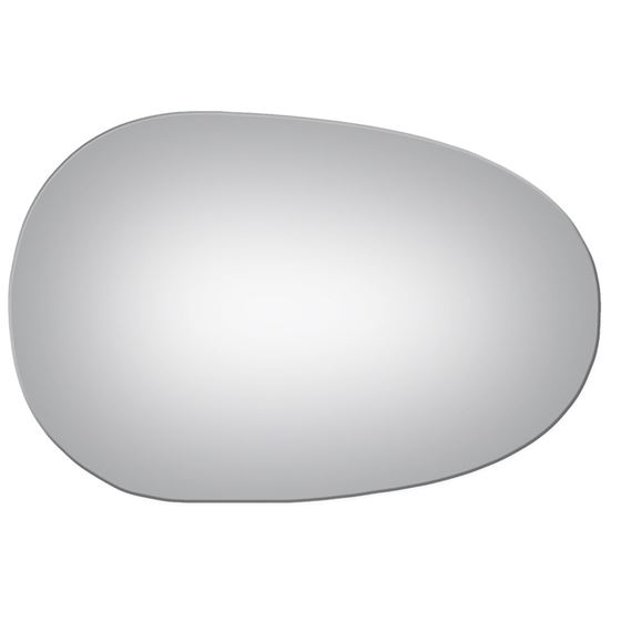 Mirror Glass + ADHESIVE for 90-97 Mazda Miata Pass
