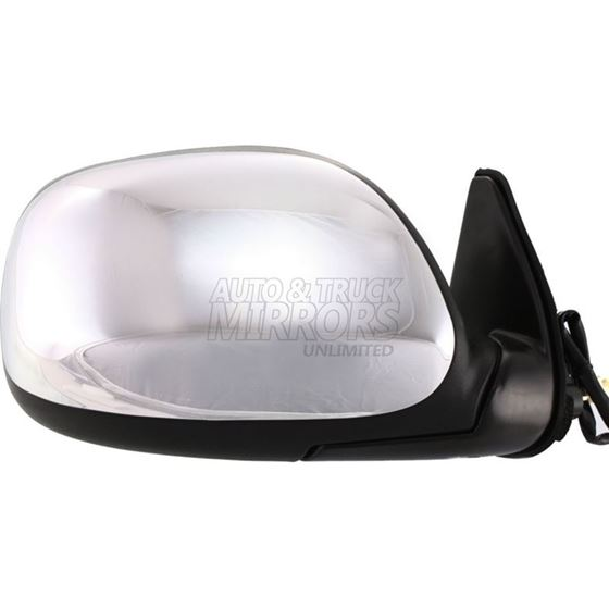 Fits 00-04 Toyota Tundra Passenger Side Mirror R-2