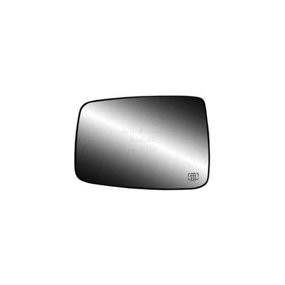 Fits 09-16 Dodge 1500 Driver Side Mirror Glass w-2