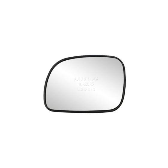 Fits 96-07 Dodge Caravan Driver Side Mirror Glas-2
