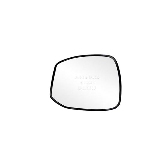 Fits 14-15 Honda Civic Driver Side Mirror Glass-2