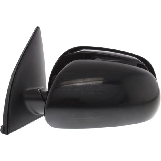 Manual Fits Accent 10-11 Driver Side Mirror Replacement
