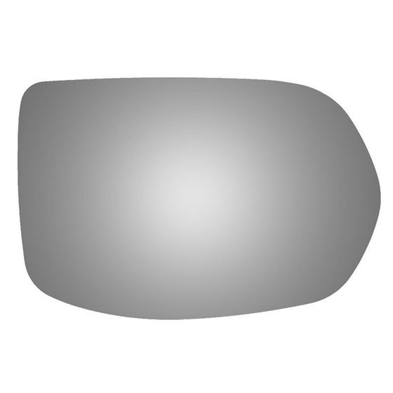 Mirror Glass Replacement + Full Adhesive for 12-4