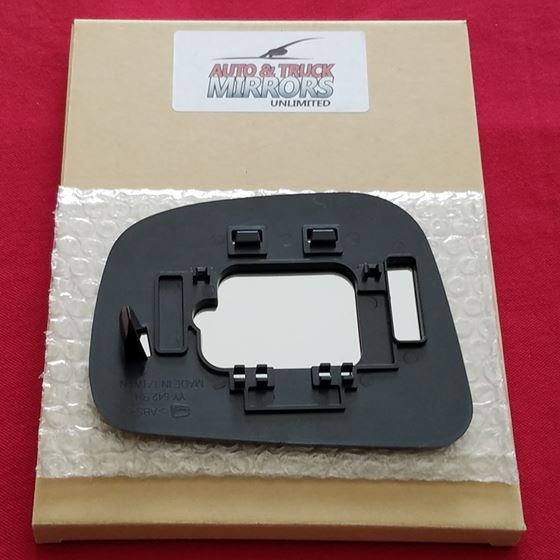 Mirror Glass with Backing for 07-11 Nissan Versa-2