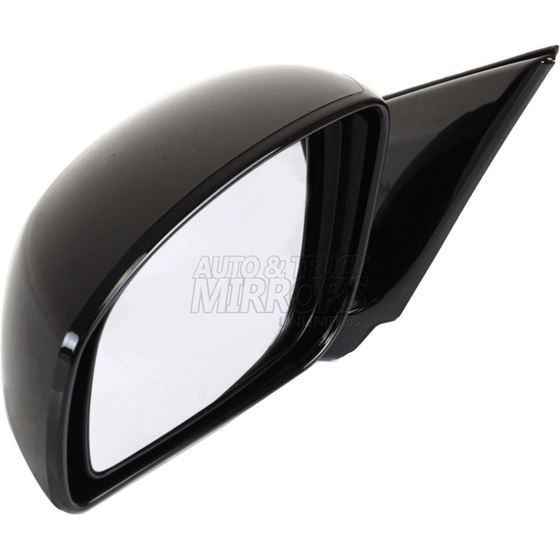 New Door Mirror Glass Replacement Passenger Side For Infiniti G35 07-08