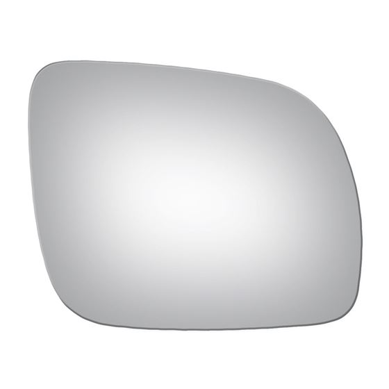 Mirror Glass + ADHESIVE for 98-99 Audi A6 Passenge