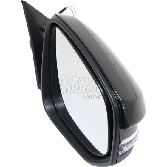 14-16 Toyota Highlander Driver Side Mirror Replacement