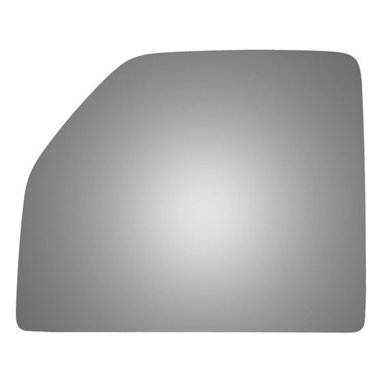 Mirror Glass + ADHESIVE for F-150, F-250, F-350 Dr