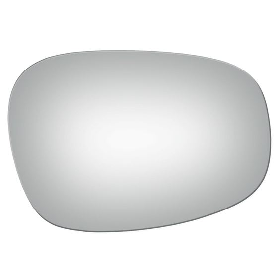Mirror Glass + Adhesive for 09-13 BMW 3 Series P-2
