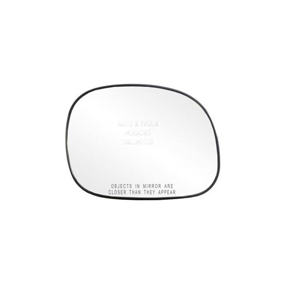 Fits 97-03 Ford F150 Passenger Side Mirror Glass-2