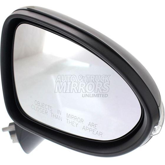 New KI1321166 Passenger Side Mirror for Kia Rio 2012-2013