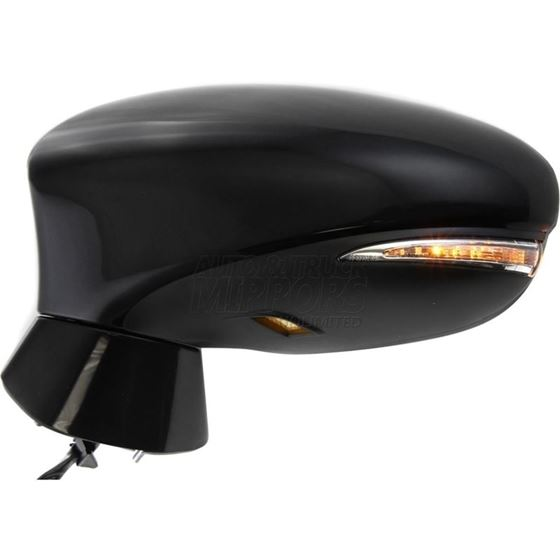 Fits 11-16 Lexus CT200H Driver Side Mirror Repla-2