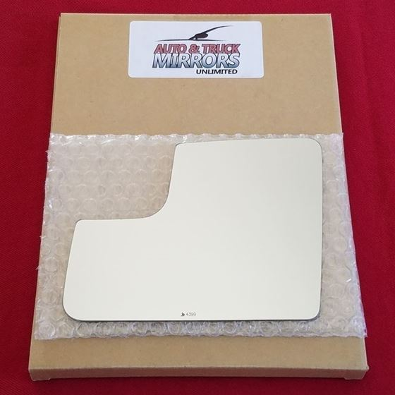 Mirror Glass Replacement + Silicone Adhesive for-2