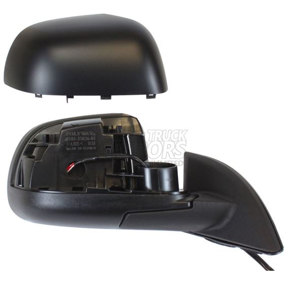 Genuine Nissan Door Mirror Assembly 96301-3NA0A