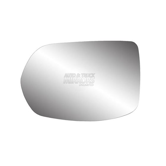 Fits 12-16 Honda CR-V Driver Side Mirror Glass w-2