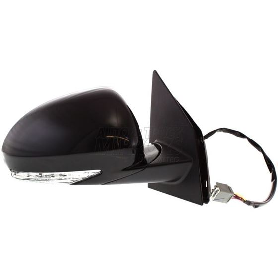 Fits 08-16 Buick Enclave Passenger Side Mirror R-2