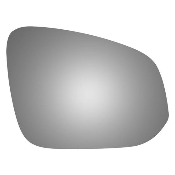Mirror Glass Replacement + Full Adhesive for 4Ru-4