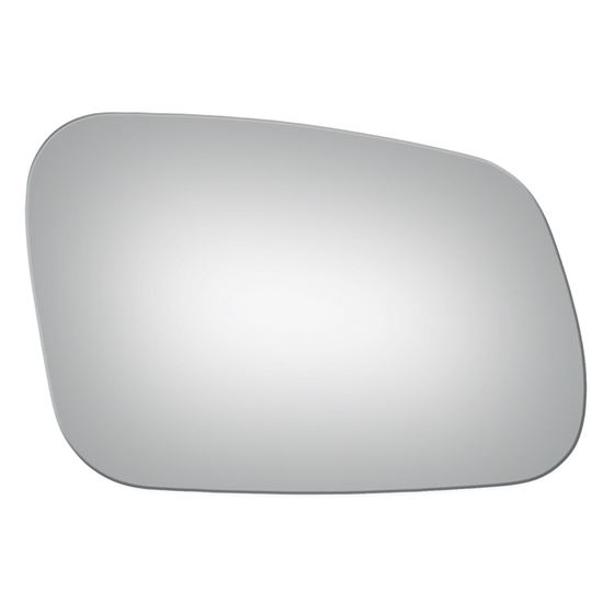 Mirror Glass + Adhesive for 99-04 Land Rover Dis-2