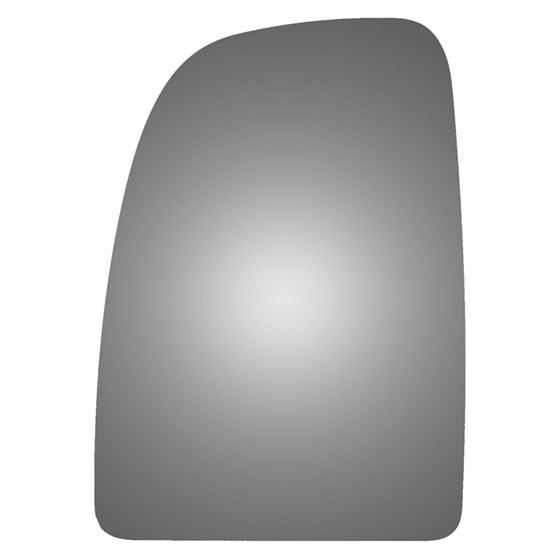 Mirror Glass Adhesive For 14-18 Promaster 1500 2500 Driver Side Replacement