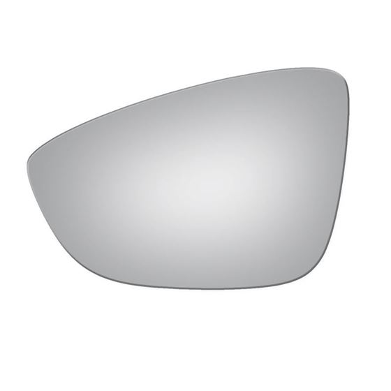 Mirror Glass Replacement + Full Adhesive for Pas-4