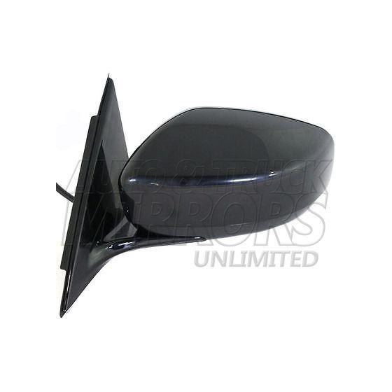 LH Side Power Manual Folding Heated Mirror Fits Infiniti G37 Sedan IN1320117