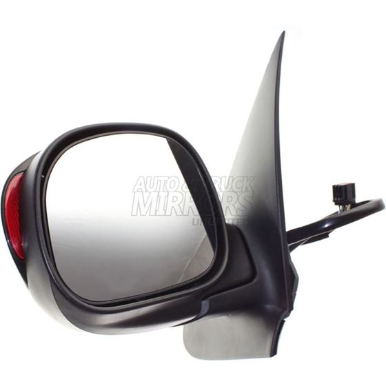 Fits 00-02 Ford Expedition Driver Side Mirror Re-4