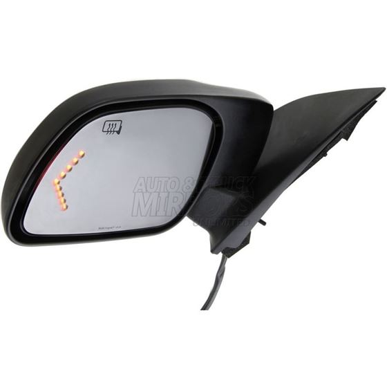 Fits 01-05 Ford Excursion Driver Side Mirror Rep-4