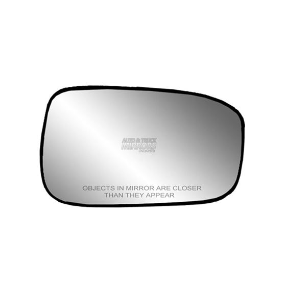 New Passengers Power Side Mirror Glass Housing Assembly for 03-07 Honda Accord