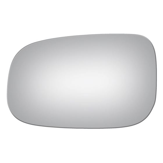 ADHESIVE VOLVO S80 S60 Driver Left Side ***FAST SHIPPING*** NEW Mirror Glass