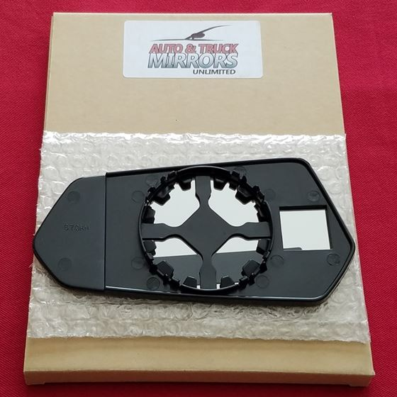 Mirror Glass with Backing for 10-15 Chevy Camaro-2