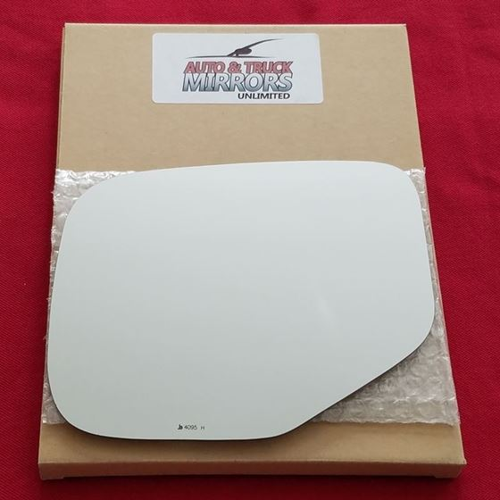 Mirror Glass + Silicone Adhesive for 06-14 Honda-2