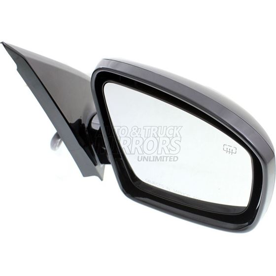 Heated Fits Pathfinder 13-15 Passenger Side Mirror Replacement