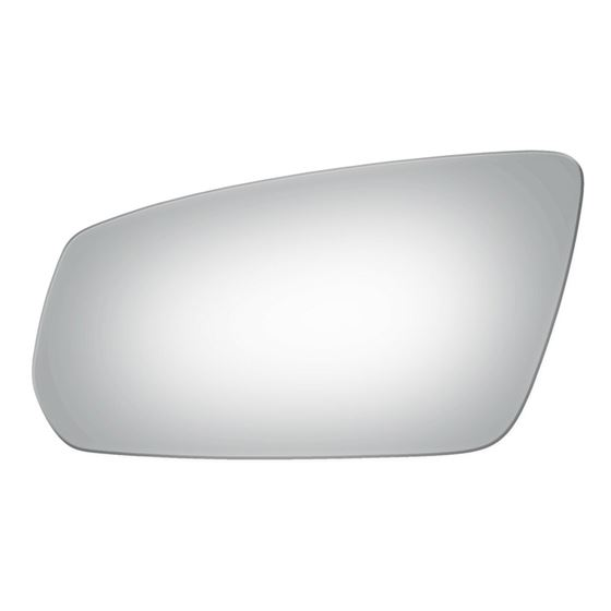 Mirror Glass + Adhesive for 10-10 Ford Mustang D-2