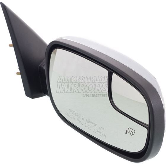 Fits 12-15 Ford Taurus Passenger Side Mirror Rep-4