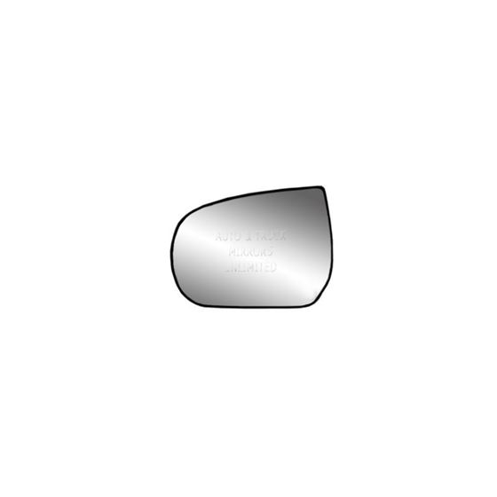Fits 01-07 Ford Escape Driver Side Mirror Glass-2