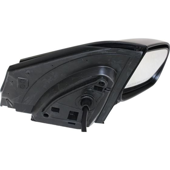 Fits 02-05 Honda Civic Passenger Side Mirror Rep-4