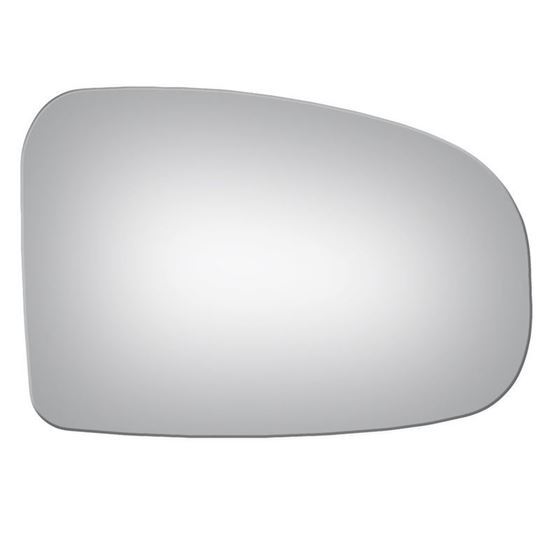 Mirror Glass Replacement + Full Adhesive for 10-4