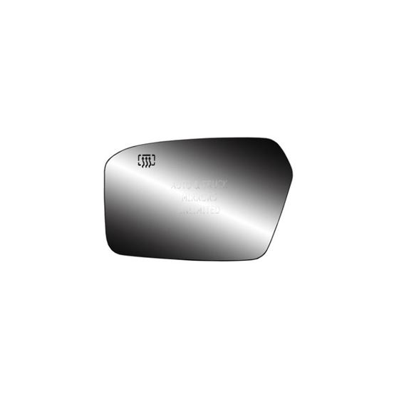 Fits 06-10 Ford Fusion Driver Side Mirror Glass-2