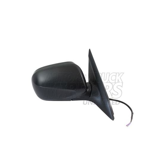 Fits 11-13 Subaru Forester Passenger Side Mirror-2