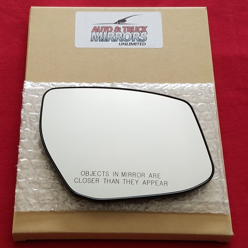 Mirror Glass with Backing for 13-18 Altima, Sentra