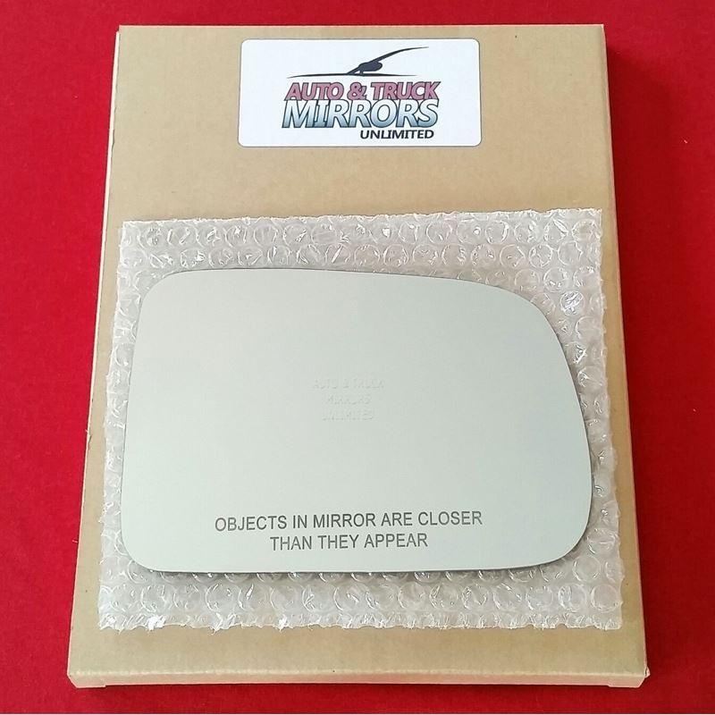 Fits 97-06 Honda CR-V Passenger Side Mirror Glass