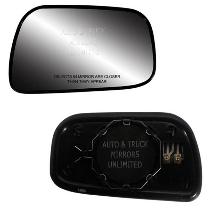 Fits 92-01 Toyota Camry Passenger Side Mirror Glas