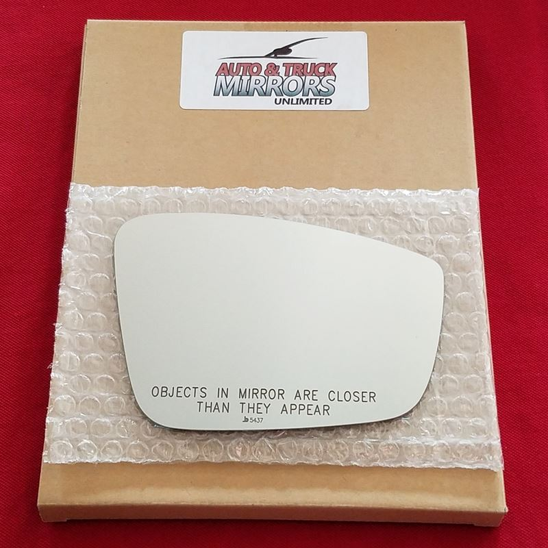 Mirror Glass + ADHESIVE for 11-18  Jetta,Passat, B