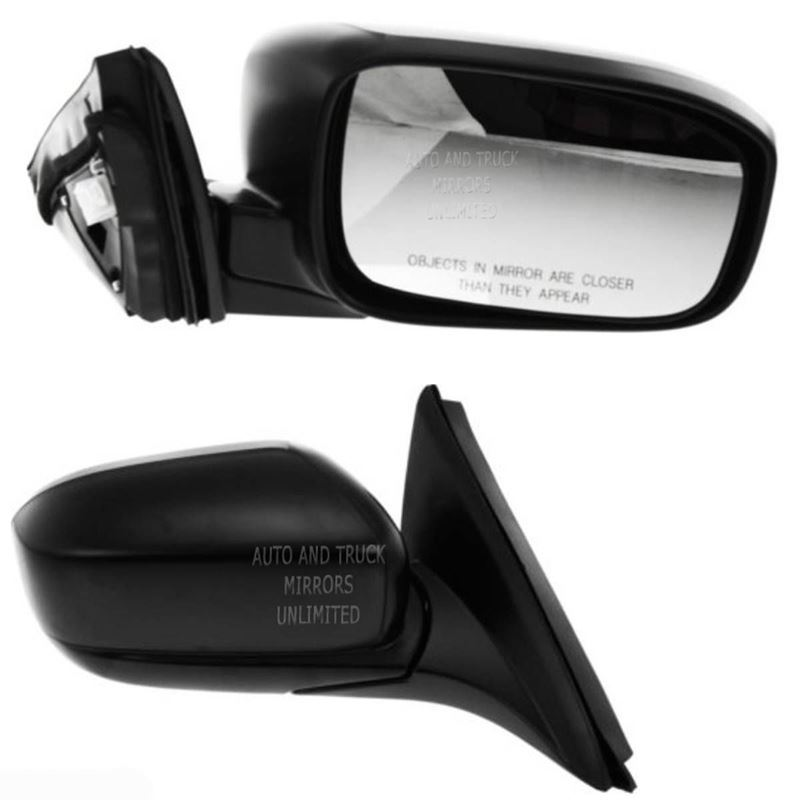 Fits 03-07 Honda Accord Passenger Side Mirror Asse