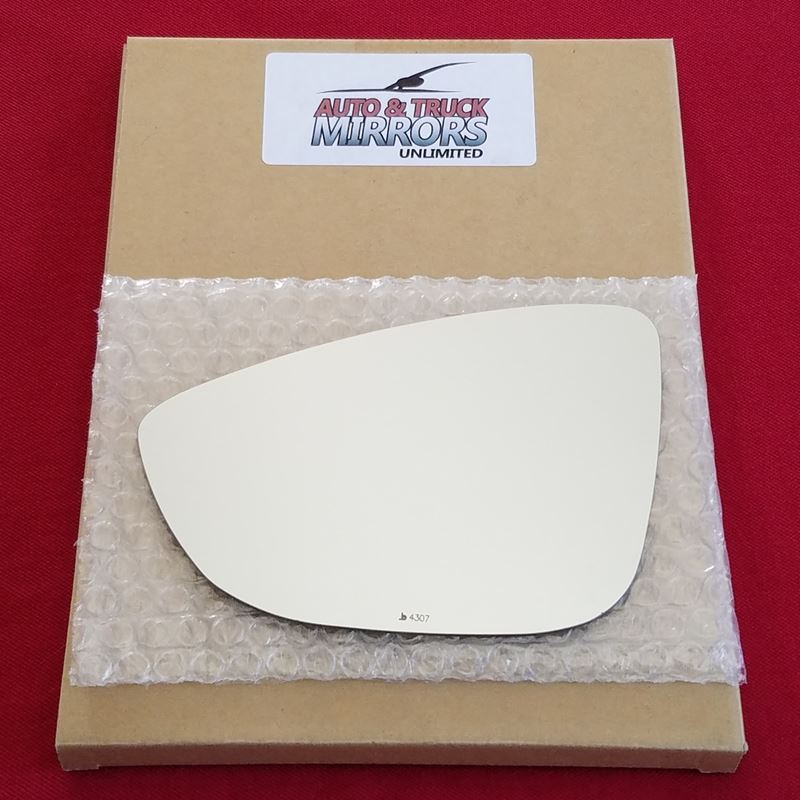 Mirror Glass + ADHESIVE for Jetta, Passat,CC Drive