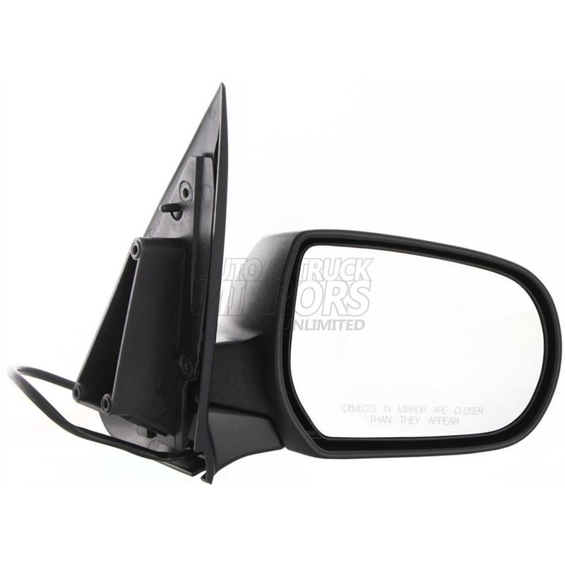 Fits 01-04  Mazda Tribute Passenger Side Mirror Re